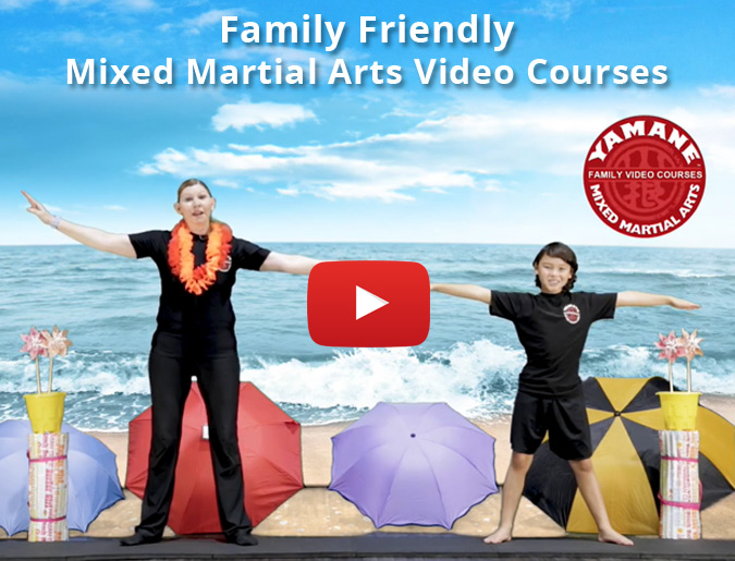 yamane martial arts for kids video course