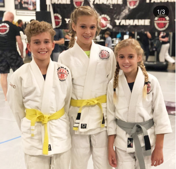 kids martial arts course
